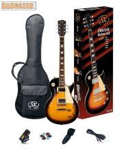 SX SE3 VS Les Paul elektromos gitárszett