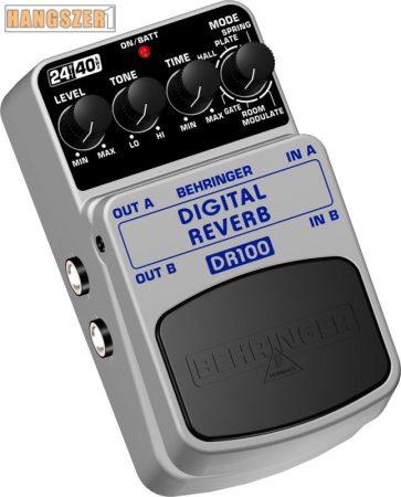 Behringer DR 100 Digitális reverb pedál