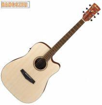 IBANEZ AEL10E-BK western gitár elektroakusztikus