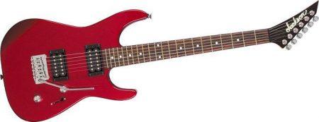 JACKSON JS1 bordó elektromos gitár