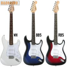 LEGEND STRATO WH fehér elektromos gitár