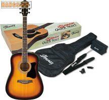 IBANEZ V-50NJP-VS western gitár szett