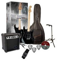 KIRK HAMMET LK HG elektromos gitár szett
