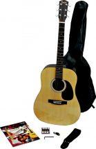 SQUIER SA100 western gitár szett