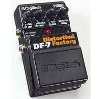 DIGITECH DF-7 DISTORTION FACT.7 effekt pedál