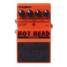 DIGITECH DHH HOT HEAD DISTORTION effekt pedál
