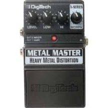 DIGITECH XMM METAL MASTER effekt pedál