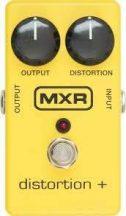 MXR DISTORTION+ effekt pedál