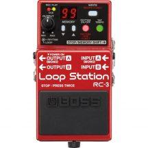 Boss RC-3 loop station pedál