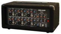 VOICE KRAFT PM62D 2X75W power mixer keverő erősítő