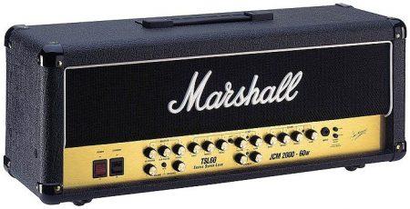 MARSHALL TSL-60 gitár erősítő fej