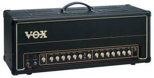 VOX AC 100 CPH gitár erősítő fej