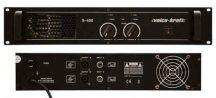 VOICE KRAFT S-400 2X200 wattos végfok erősítő