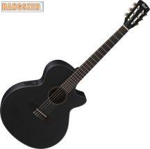 Cort CEC-3 BKS elektro akusztikus neylonhúros gitár