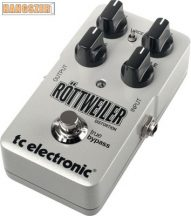 TC Electronic Röttweiler Distortion effekt pedál
