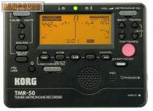 Korg TMR50 BK Digitális hangológép+metronom+felvevő