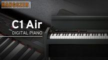 KORG C-1 AIR digitális zongora+Ajándék fejhallgató