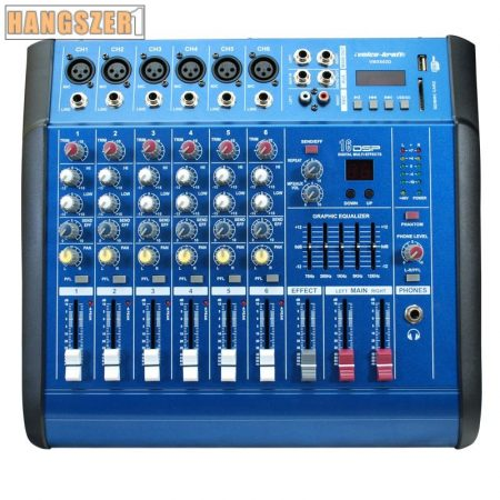 VOICEKRAFT VMX 602 D powermixer