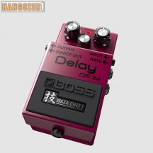 BOSS DM 2W Waza Craft Delay pedál