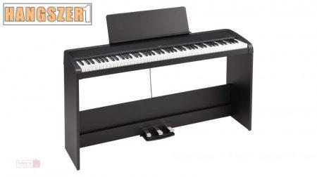 Korg B2SP digitális zongora állvánnyal pedálsorral