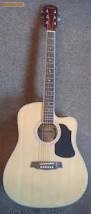 GERYON LD-18 CEQ NAT elektro-akusztikus gitár