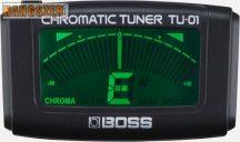 BOSS TU 01 hangológép