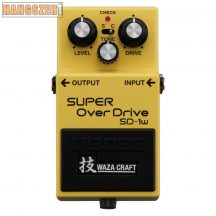 BOSS SD-1w Overdrive pedál