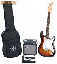 SX SE 1K 3TS elektromos gitár szett