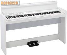 Korg LP-380 WH digitális zongora +AJÁNDÉK fejhallgató!