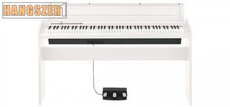 Korg LP 180 WH digitális zongora Ajándék fejhallgató