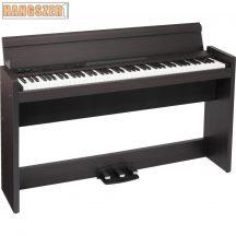 Korg LP-380 BR digitális zongora +AJÁNDÉK fejhallgató!