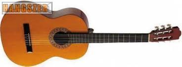 TOLEDO CG100 4/4 nat klasszikus gitár