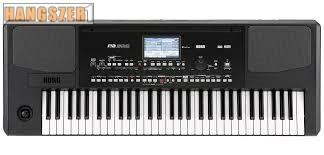 Korg PA-300 szintetizátor +Ajándék X-állvány!