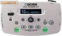 Boss VE-5 WH Vocalgép