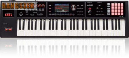 Roland FA-06 szintetizátor +AJÁNDÉK fejhallgatóval