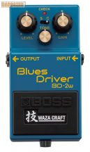 BOSS BD 2W Blues Drive pedál