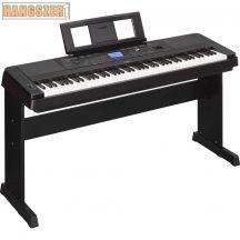 Yamaha DGX 660  zongora + ajándék Roland fejhallgató
