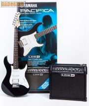 Yamaha Pacifica - Spider Pack II elektromos gitár szett