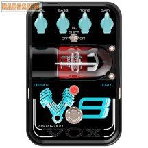 VOX Tone Garage V8 Distortion csöves torzító gitárpedál