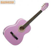 EKO CS 5 violet neylon húros klasszikus gitár 3/4-es