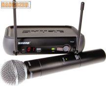 Shure PGX24E/SM58-P6 adó-vevős mikrofon szett