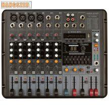 Voiee Kraft PM 808 Powermixer, 2x200W/4Ohm