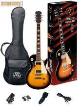 SX SE3 Elektromos gitár szett