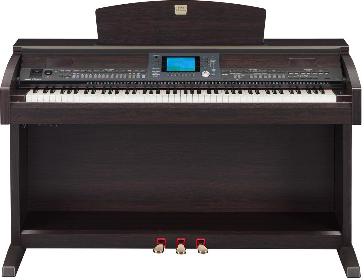 Yamaha CVP 503 digitális zongora