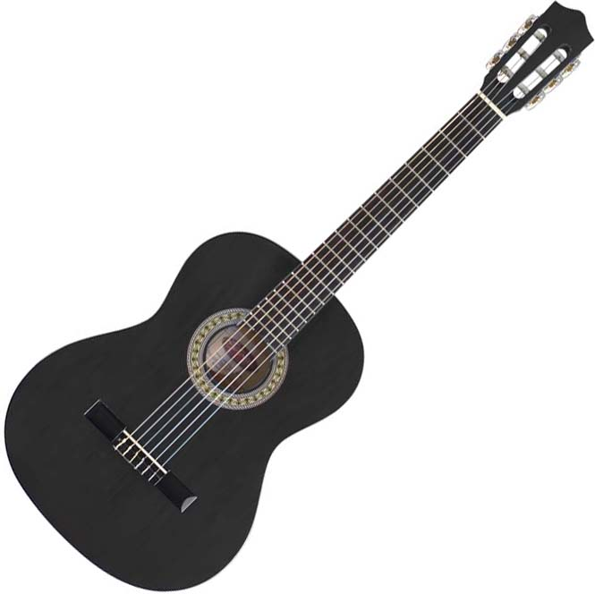 Stagg C-542 BK klasszikus gitár