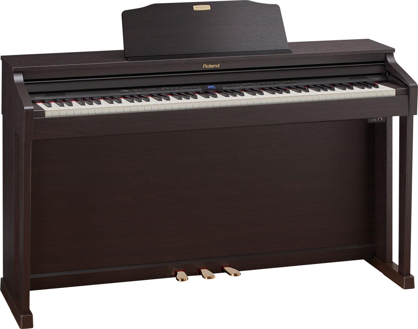 Roland HP 504 digitális zongora