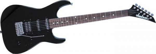 JACKSON JS20 fekete elektromos gitár