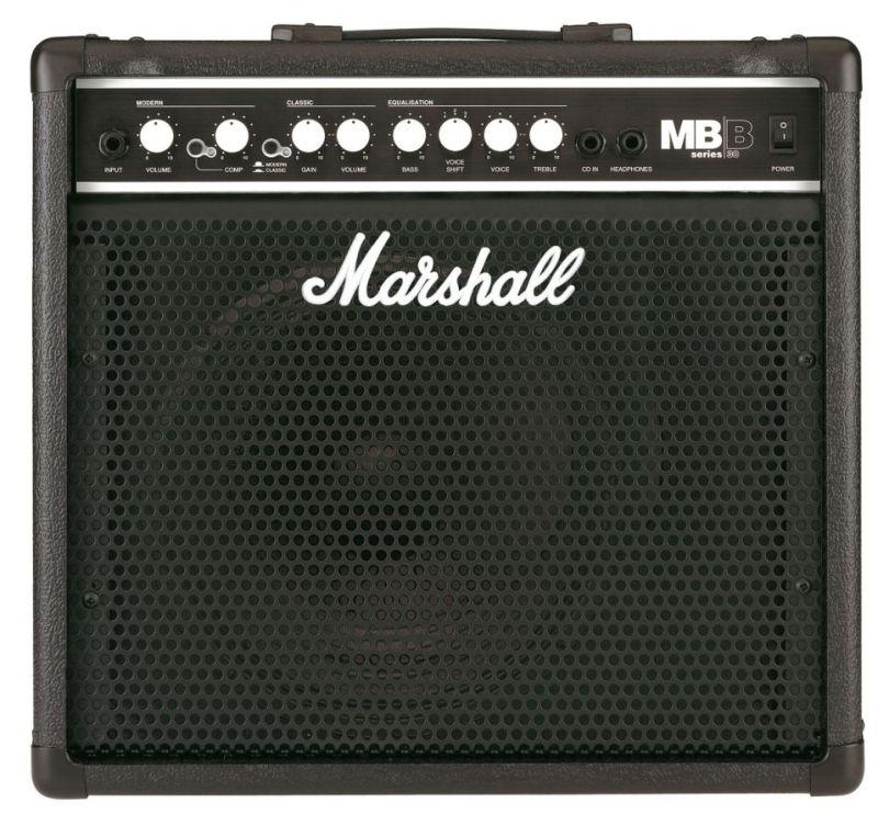 MARSHALL MB-30 combo basszusgitár erősítő