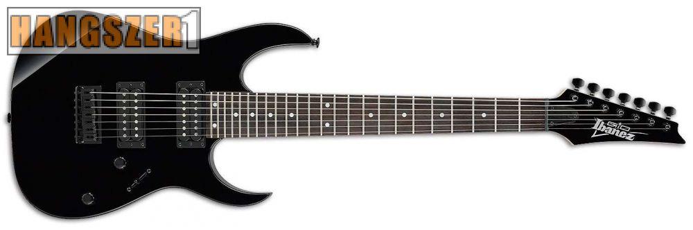 Ibanez GRG 7221 BKN elektromos gitár 7 húros