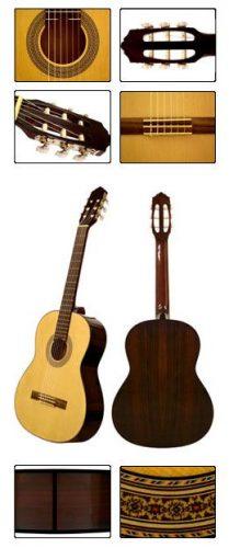 GUVNOR GC304 klasszikus gitár